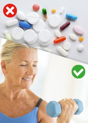 sport et médicaments