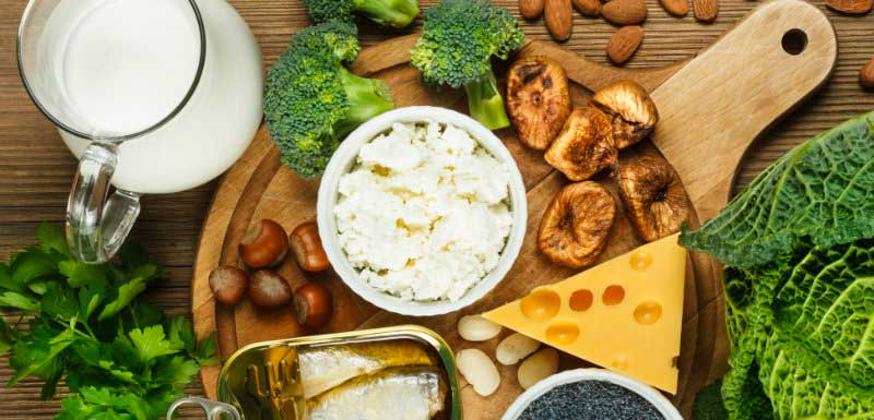 aliments contre osteoporose