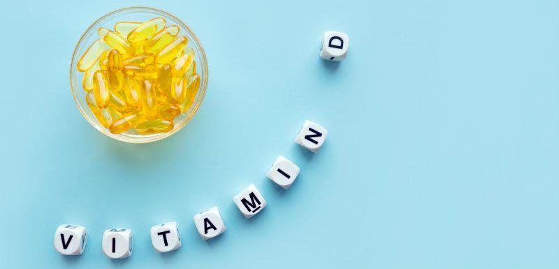 Supplémentation en vitamine D