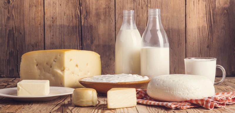 Les produits laitiers face à la perte osseuse