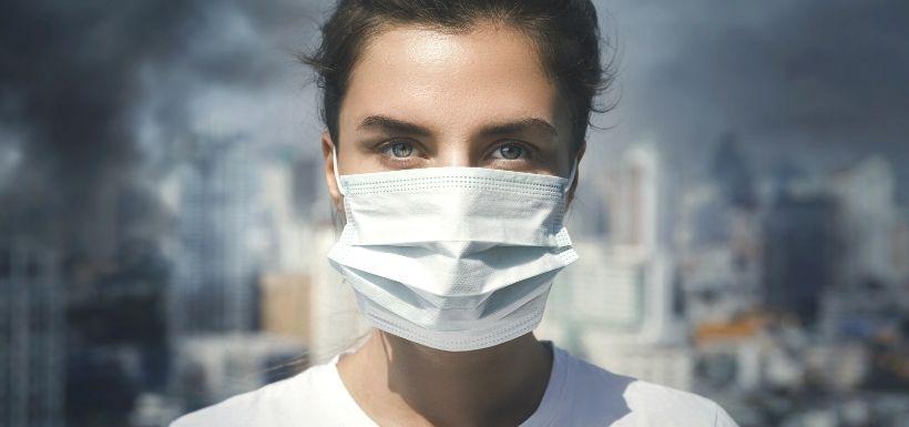 La pollution de l'air affecte notre santé osseuse